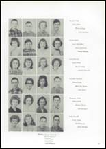 1961 Union High School Yearbook Page 38 & 39