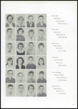 1961 Union High School Yearbook Page 40 & 41
