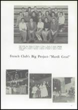 1961 Union High School Yearbook Page 54 & 55