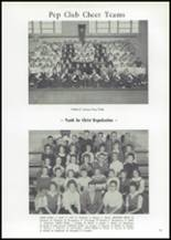 1961 Union High School Yearbook Page 56 & 57