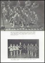 1961 Union High School Yearbook Page 58 & 59