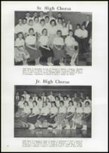 1961 Union High School Yearbook Page 60 & 61
