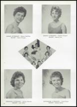 1961 Union High School Yearbook Page 62 & 63