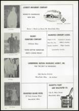 1961 Union High School Yearbook Page 94 & 95