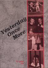1994 Yearbook Taylor County High School