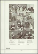 1938 Battle Creek Central High School Yearbook Page 16 & 17