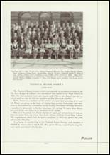 1938 Battle Creek Central High School Yearbook Page 22 & 23