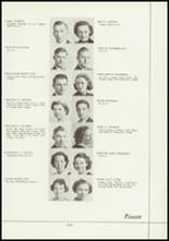 1938 Battle Creek Central High School Yearbook Page 26 & 27