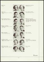 1938 Battle Creek Central High School Yearbook Page 28 & 29