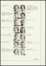 1938 Battle Creek Central High School Yearbook Page 32 & 33