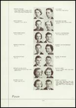 1938 Battle Creek Central High School Yearbook Page 36 & 37
