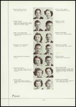 1938 Battle Creek Central High School Yearbook Page 40 & 41