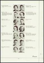 1938 Battle Creek Central High School Yearbook Page 42 & 43