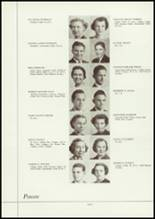1938 Battle Creek Central High School Yearbook Page 44 & 45