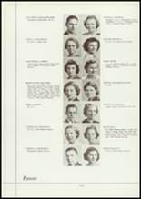 1938 Battle Creek Central High School Yearbook Page 46 & 47