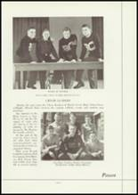 1938 Battle Creek Central High School Yearbook Page 104 & 105