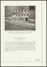 1938 Battle Creek Central High School Yearbook Page 118 & 119