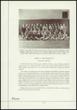 1938 Battle Creek Central High School Yearbook Page 120 & 121