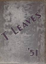 1951 Yearbook Tooele High School