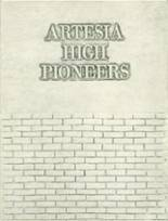 1981 Yearbook Artesia High School