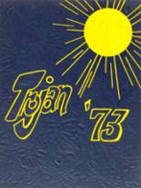 1973 Yearbook Troy High School