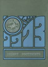 1973 Yearbook Desert High School