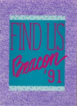 1991 Yearbook Everman High School