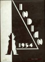 1954 Yearbook Anderson High School