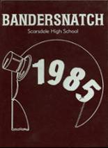 1985 Yearbook Scarsdale High School