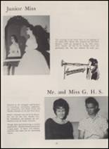 1962 Gonzales High School Yearbook Page 28 & 29