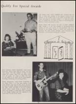 1962 Gonzales High School Yearbook Page 32 & 33