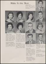 1962 Gonzales High School Yearbook Page 38 & 39
