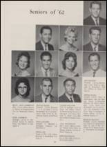 1962 Gonzales High School Yearbook Page 40 & 41