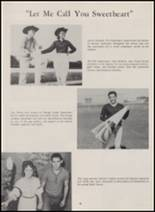 1962 Gonzales High School Yearbook Page 44 & 45