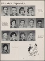 1962 Gonzales High School Yearbook Page 46 & 47
