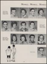 1962 Gonzales High School Yearbook Page 48 & 49