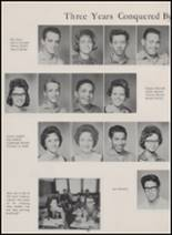 1962 Gonzales High School Yearbook Page 50 & 51