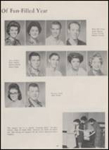 1962 Gonzales High School Yearbook Page 52 & 53