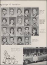 1962 Gonzales High School Yearbook Page 54 & 55