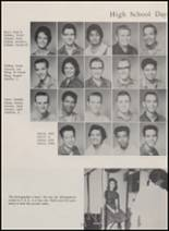 1962 Gonzales High School Yearbook Page 56 & 57
