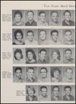 1962 Gonzales High School Yearbook Page 58 & 59