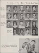 1962 Gonzales High School Yearbook Page 60 & 61