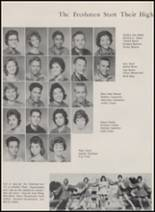 1962 Gonzales High School Yearbook Page 62 & 63