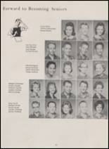 1962 Gonzales High School Yearbook Page 66 & 67