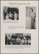 1962 Gonzales High School Yearbook Page 70 & 71
