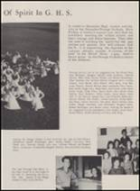 1962 Gonzales High School Yearbook Page 72 & 73