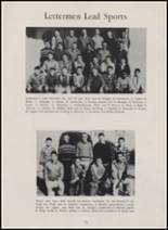 1962 Gonzales High School Yearbook Page 78 & 79