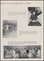 1962 Gonzales High School Yearbook Page 90 & 91