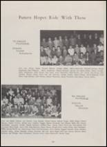 1962 Gonzales High School Yearbook Page 144 & 145