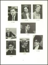 1968 Upper Merion High School Yearbook Page 22 & 23